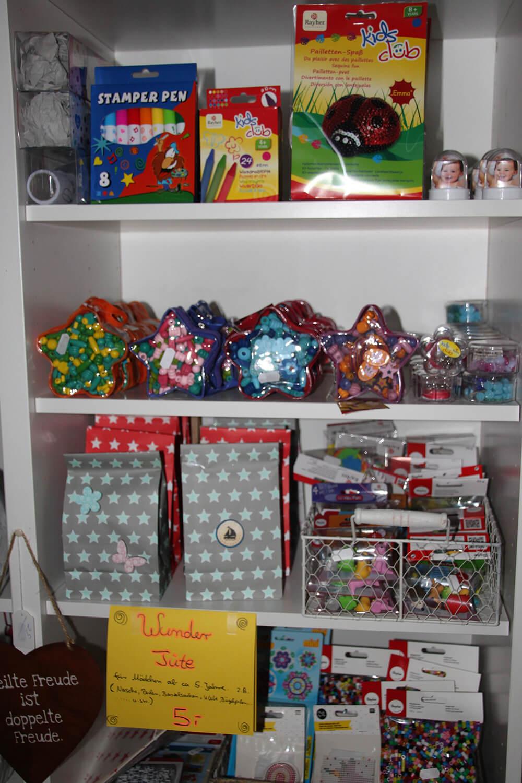 Kleine Kunststube - Bastelbedarf - Basteln für Kinder