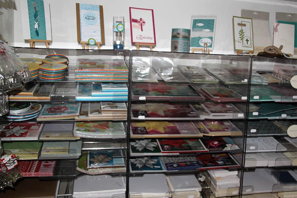 Kleine Kunststube - Bastelbedarf - Faltpapiere Kartengestaltung