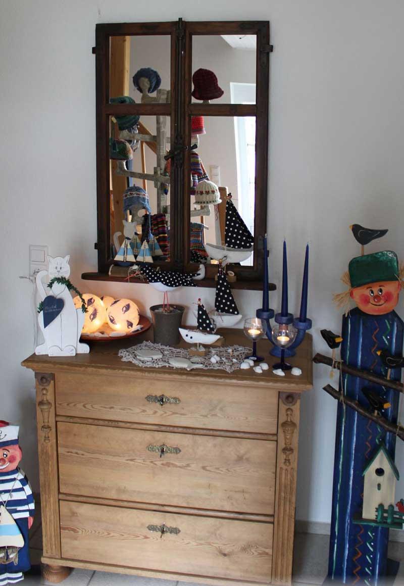 Kleine Kunststube - Eingangsbereich