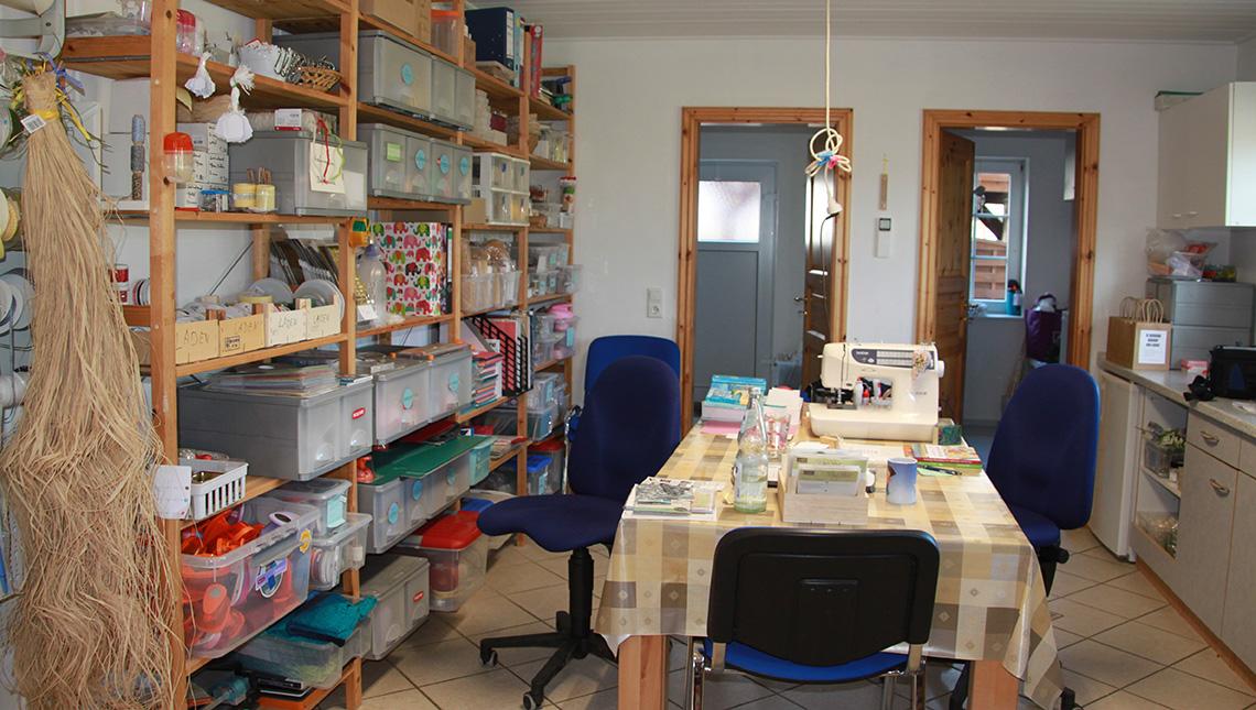 Kleine Kunststube - Werkstatt